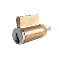 High Security Profile Key Core Brass Lock Cylinder